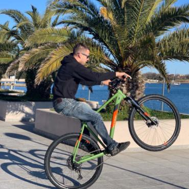 bike rental medulin