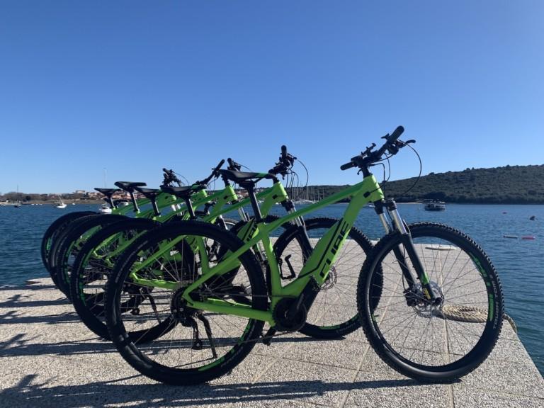 Electric Bike Rental Premantura