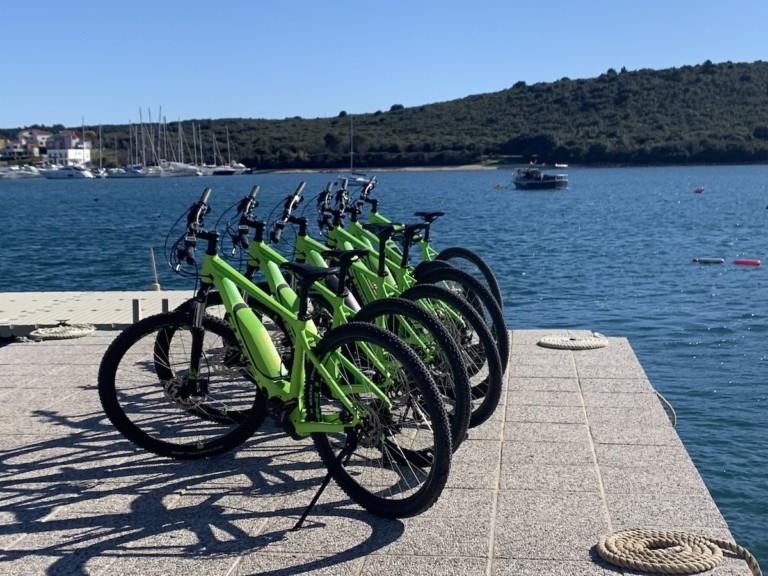 Electric Bike Rental in Premantura Istria