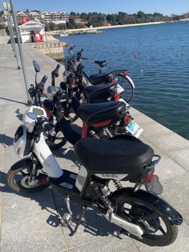 Motorbike Rental in Medulin