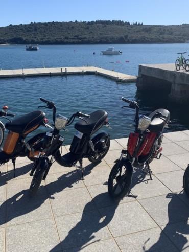 Motorcycle Rental in Medulin