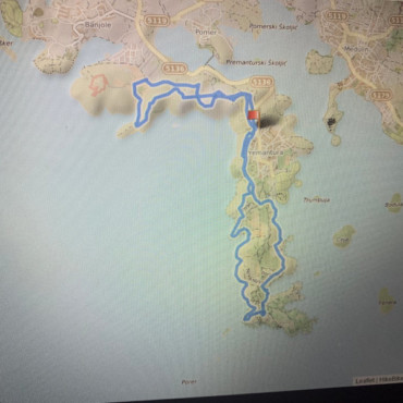 Premantura trail