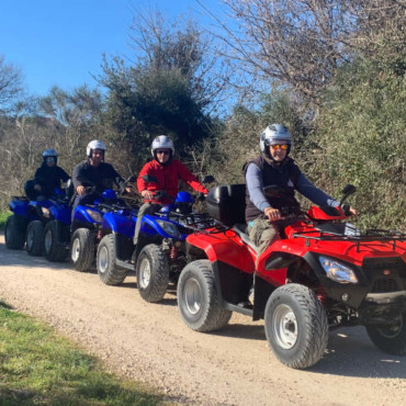 quad rental kamenjak