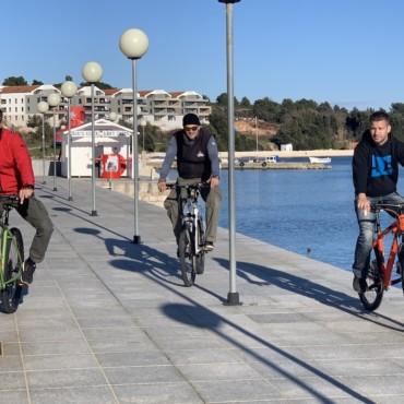 Rent a bicycle in Premantura