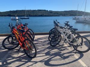 bicycle rental in Medulin