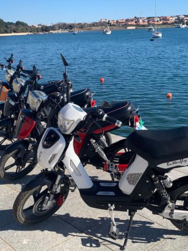 Electric Motorbike Rental in Premantura and Medulin