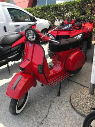 rent a scooter Premantura Medulin