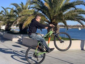 Medulin bike rental